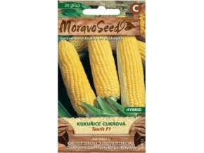 46769 kukurice cukrova tauris f1 moravoseed