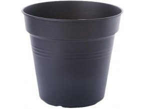 Květináč Green Basics - living black 15cm