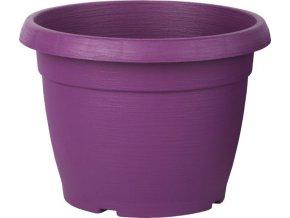 Květináč Similcotto broušený - fialový 25cm