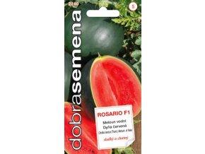 48434 meloun vodni rosario f1 10s dobra semena