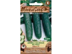 51227 okurka salatova aikon f1 moravoseed