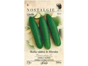 51245 okurka salatova linda f1 nostalgie