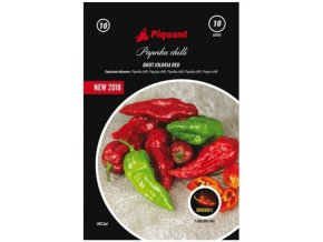 51650 papricka chilli bhut jolokia red