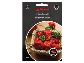 51686 papricka chilli trinidad moruga scorpion red
