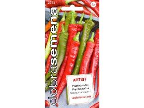 51722 paprika zel berani roh artist sladky 40s dobra semena