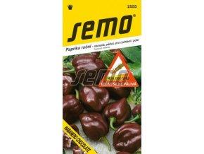 51743 paprika zeleninova paliva habanero chocolate 15s