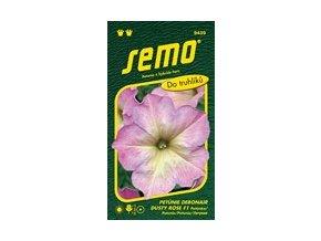 52424 petunie mnohokveta debonair dusty rose f1 13p