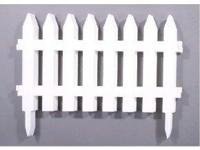 Plůtek 3,2 x 0,35m - bílý