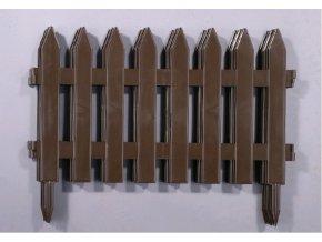 Plůtek 3,2 x 0,35m - hnědý