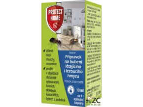 Přípravek proti létajícímu a lezoucímu hmyzu 10ml Protect Home