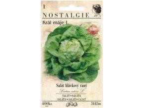 54416 salat hlavkovy kral maje i nostalgie