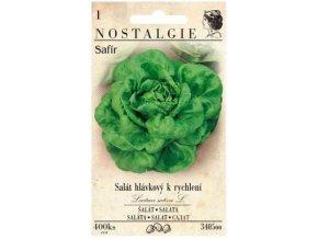 54437 salat hlavkovy safir nostalgie