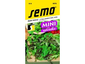 54461 salat kaderavy k rezu smes mladych listu 1 8g serie mini