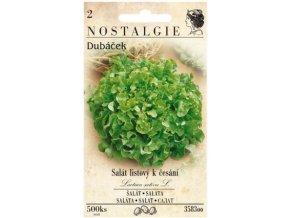 54500 salat listovy dubacek nostalgie