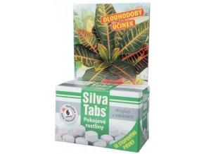 SilvaTabs na Pokojové rostliny - 25ks
