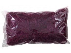Sisálové vlákno 50g - fialovo-růžové