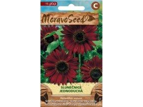 55064 slunecnice rocni cervena moravoseed