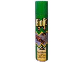Sprej Biolit P na lezoucí hmyz - 200ml