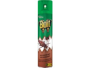 Sprej Biolit P na lezoucí hmyz - 400ml