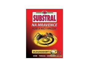 55640 substral granulat na mravence 100g