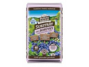 Substrát FORESTINA HOŠTICKÝ borůvky+kyselomilné rostliny 40l