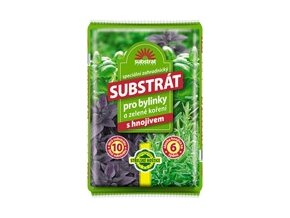 Substrát Forestina - Bylinky a zelené koření 10l