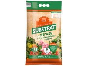 Substrát PROFÍK pro citrusy 15l