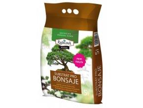 Substrát Rašelina Premium pro Bonsaje - 5l