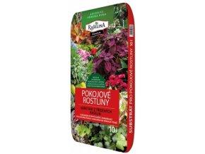 Substrát Rašelina Premium pro Pokojové rostliny - 10l