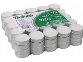 Svíčka čajová Deko Premium - 100ks