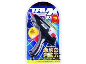 Tavná lepící pistole TAV X80 - velká (7-55W)