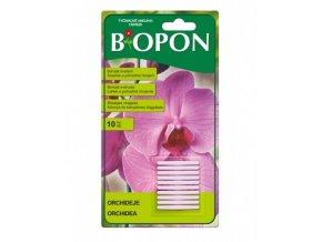 Tyčinky Biopon na Orchideje - 10ks