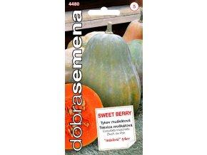 58979 tykev muskatova sweet berry 10s dobra semena