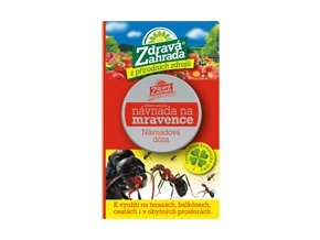 Zdravá zahrada - Návnada na mravence