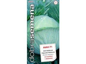 60137 zeli hlavkove avak f1 30s dobra semena