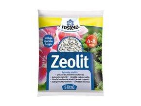 Zeolit Rosteto 5l 4-8mm