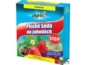Plíseň šedá na jahodách STOP - 2 x 7,5g - AGRO
