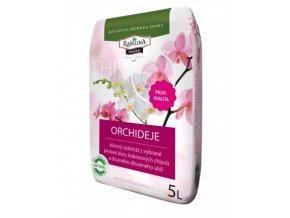 Substrát RAŠELINA PREMIUM pro orchideje 5l