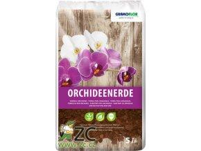 Substrát pro orchideje GRAMOFLOR 5l