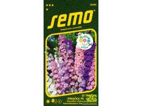 62273 1 ostrozka stracka honour mix plnokveta 1g serie kolekce kvetiny k rezu