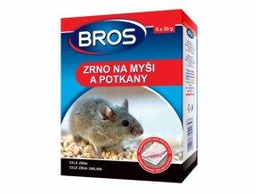 Bros - zrno na myši a potkany 120g