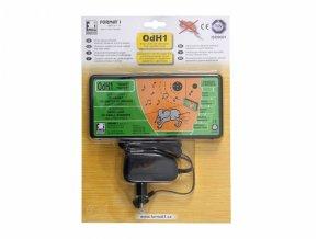 Odháněč kun, myší a potkanů ultrazvukový tichý s adaptérem
