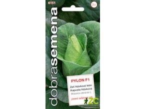 62591 1 zeli hlavkove letni spicate pylon f1 40s dobra semena