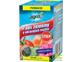 Padlí zeleniny a okrasných rostlin STOP - 10 ml - AGRO