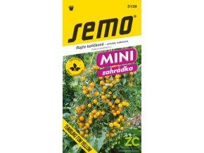 Rajče keříčkové - Tumbling Tom Yellow 10s - série MINI