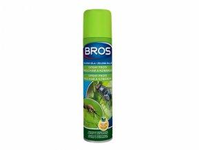 Bros - Zelená síla sprej proti mouchám a komárům 300 ml