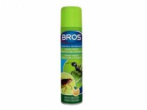 Bros - Zelená síla sprej proti mravencům a švábům 300 ml