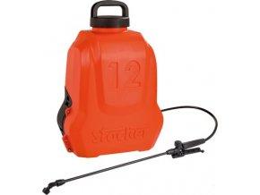 Postřikovač akumulátorový zádový 12 l Stocker