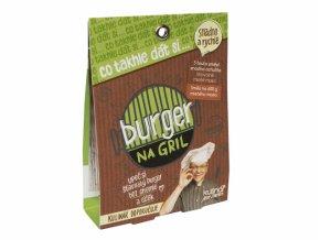 Koření Co takhle dát si BURGER NA GRIL + recept 30g