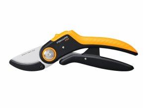 Nůžky FISKARS POWERLEVER+ P741 ruční jednosečné 1057171